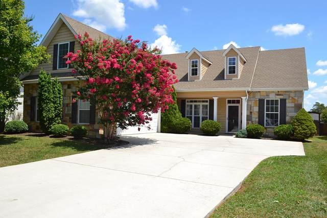 6445 Ridgewalk Lane, Knoxville, TN 37931 (#1124545) :: Venture Real Estate Services, Inc.