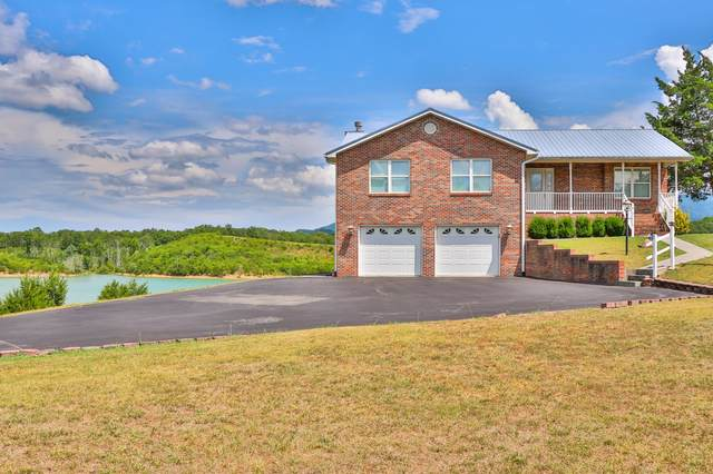 136 Rupert Drive, Dandridge, TN 37725 (#1124565) :: Realty Executives