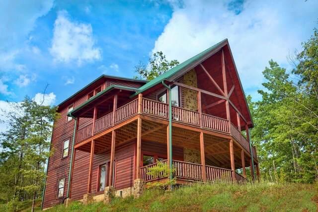 2225 Buck Tale Way, Gatlinburg, TN 37738 (#1124632) :: Exit Real Estate Professionals Network