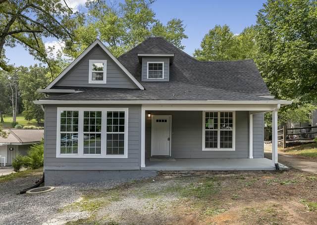 3221 Garden Drive, Knoxville, TN 37918 (#1124744) :: The Cook Team