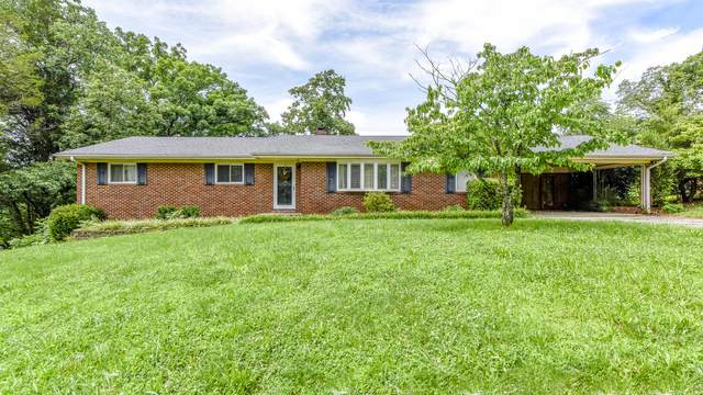 1141 View Drive, Maryville, TN 37801 (#1124846) :: Realty Executives
