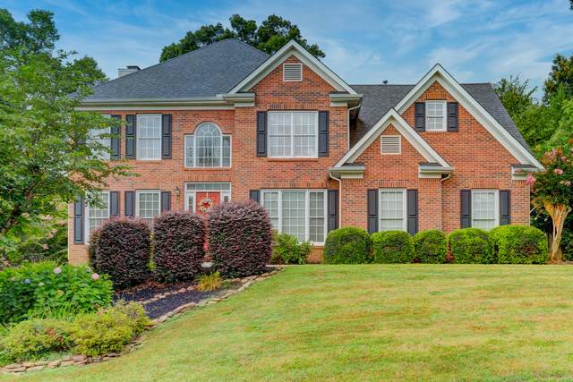 861 Garrison Ridge Blvd, Knoxville, TN 37922 (#1124897) :: Exit Real Estate Professionals Network