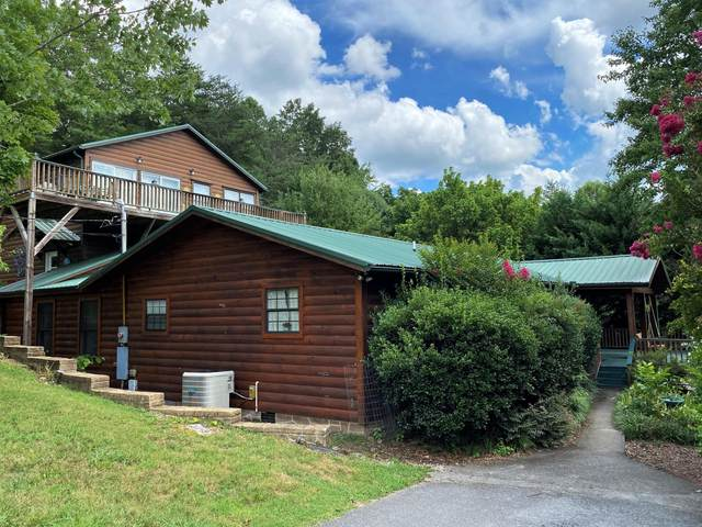 3588 Four Seasons Lane, Sevierville, TN 37862 (#1124998) :: Shannon Foster Boline Group
