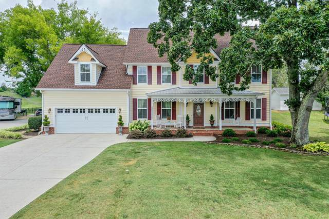 2119 Scarlet Rose Court, Maryville, TN 37801 (#1125051) :: The Cook Team
