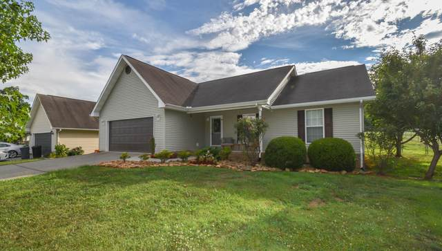 1449 Chessingham Drive, Maryville, TN 37801 (#1125132) :: Catrina Foster Group