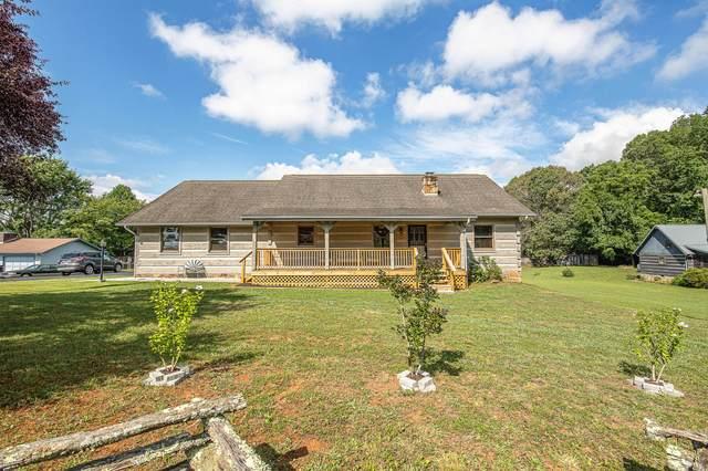 3829 Parkhurst Drive, Kodak, TN 37764 (#1125137) :: Exit Real Estate Professionals Network