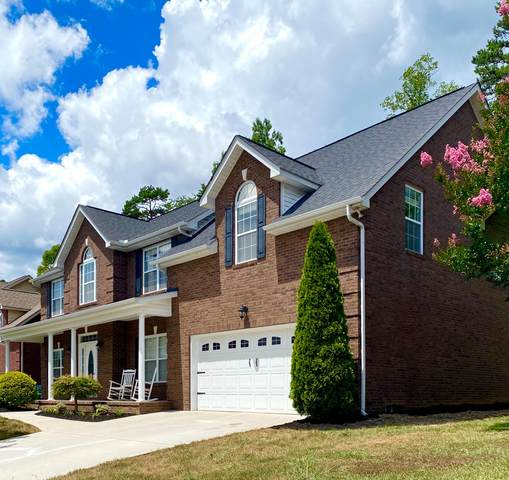 8407 Harbor Cove Drive, Knoxville, TN 37938 (#1125172) :: The Sands Group