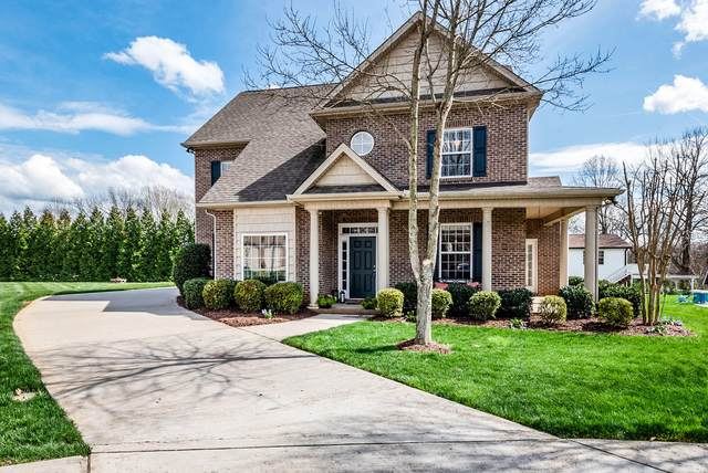 1204 Harrison Glen Lane, Knoxville, TN 37922 (#1125225) :: The Sands Group