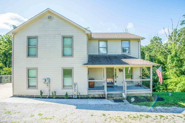 221 Longview Drive, LaFollette, TN 37766 (#1125238) :: Exit Real Estate Professionals Network