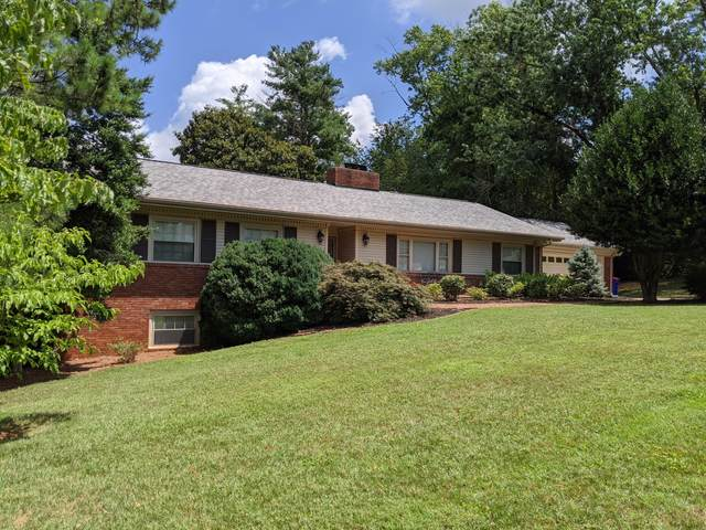 7121 Cresthill Drive, Knoxville, TN 37919 (#1125251) :: Realty Executives