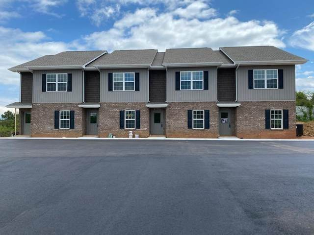 21 Lots + 4 Units Warrior Hill, Alcoa, TN 37701 (#1125334) :: Tennessee Elite Realty