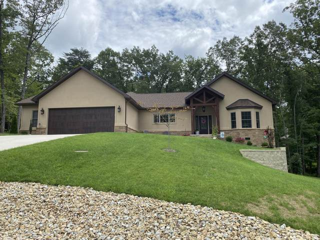 45 Kingsbury Circle, Fairfield Glade, TN 38558 (#1125361) :: Exit Real Estate Professionals Network