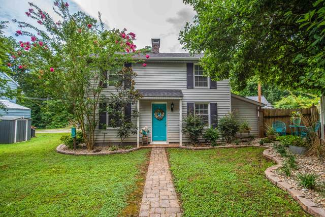 222 Oak Rd, Norris, TN 37828 (#1125426) :: Venture Real Estate Services, Inc.