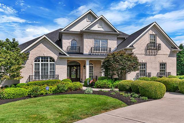 2226 Henge Point Lane, Knoxville, TN 37922 (#1125497) :: Shannon Foster Boline Group