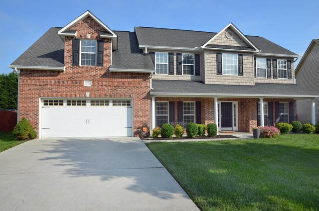 6521 Gentlewinds Drive, Knoxville, TN 37931 (#1125532) :: The Sands Group