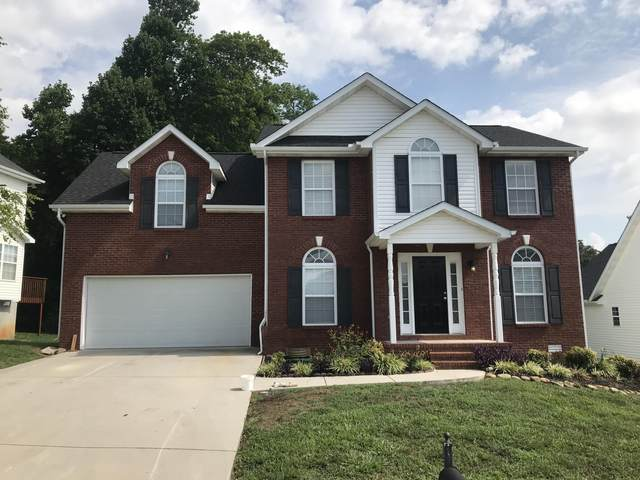 7656 Star Gazing Lane, Knoxville, TN 37938 (#1125555) :: The Sands Group