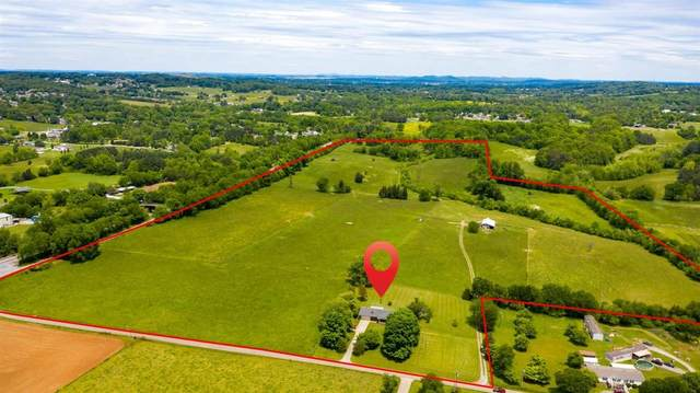 708 Binfiled Rd, Maryville, TN 37801 (#1125590) :: The Sands Group