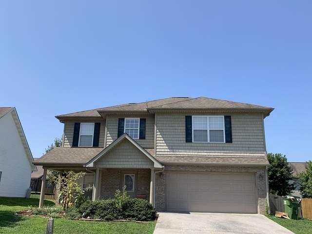 1222 Elsborn Ridge Rd, Maryville, TN 37801 (#1125647) :: Exit Real Estate Professionals Network