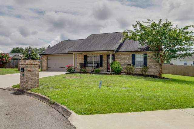 7901 United Lane, Corryton, TN 37721 (#1125661) :: The Sands Group