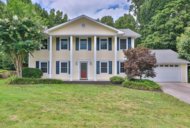12005 Ridgeland Drive, Knoxville, TN 37932 (#1125692) :: Realty Executives