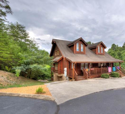 350 Big Bear Way, Pigeon Forge, TN 37863 (#1125705) :: The Terrell Team