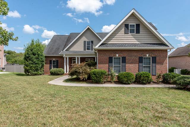 514 Argyle Way, Maryville, TN 37801 (#1125749) :: Venture Real Estate Services, Inc.