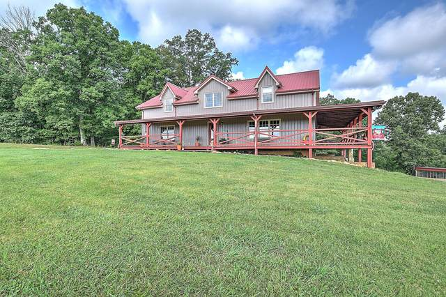 1735 W Old Kentucky Rd, Mosheim, TN 37818 (#1125767) :: Adam Wilson Realty