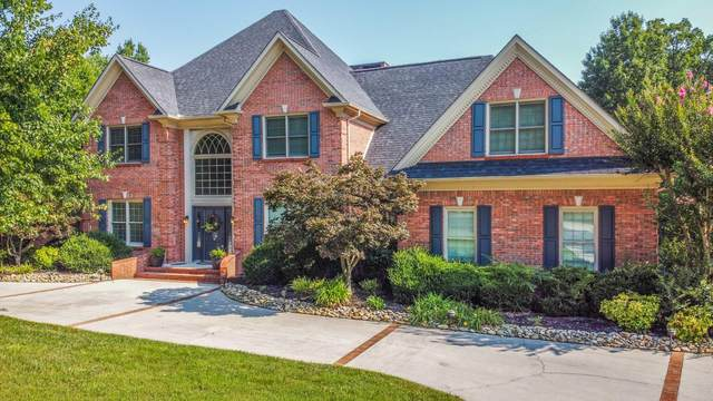 1050 St Ives Court, Morristown, TN 37814 (#1125818) :: Billy Houston Group