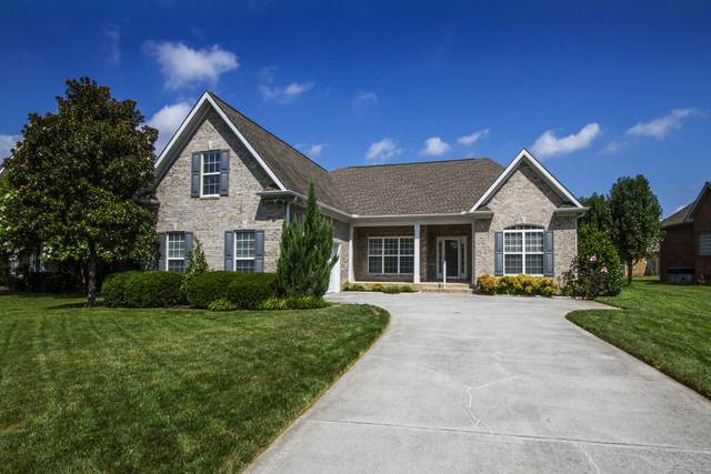 417 Glen Abbey Blvd, Knoxville, TN 37934 (#1125848) :: Venture Real Estate Services, Inc.