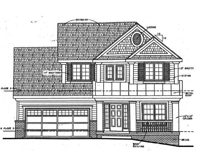 Lot 102 Mountain Vista Rd, Knoxville, TN 37931 (#1125857) :: Tennessee Elite Realty