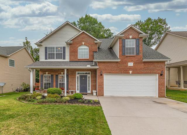 1620 Spring Oak Lane, Lenoir City, TN 37772 (#1125860) :: Realty Executives