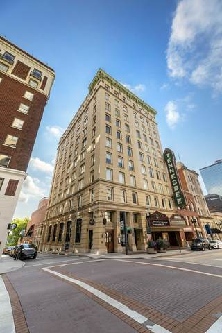 602 S Gay St #602, Knoxville, TN 37902 (#1125898) :: Realty Executives