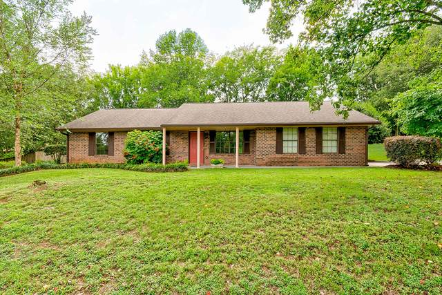 819 Sailview Rd, Knoxville, TN 37934 (#1125955) :: Realty Executives