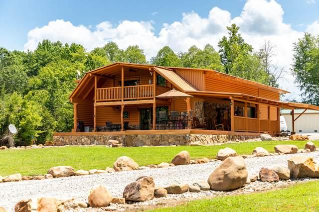 1034 Swannsylvania Rd, Dandridge, TN 37725 (#1125966) :: Venture Real Estate Services, Inc.