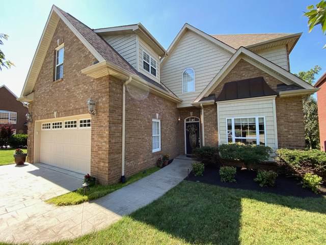 12609 Hunters Creek Lane, Knoxville, TN 37922 (#1126057) :: Venture Real Estate Services, Inc.