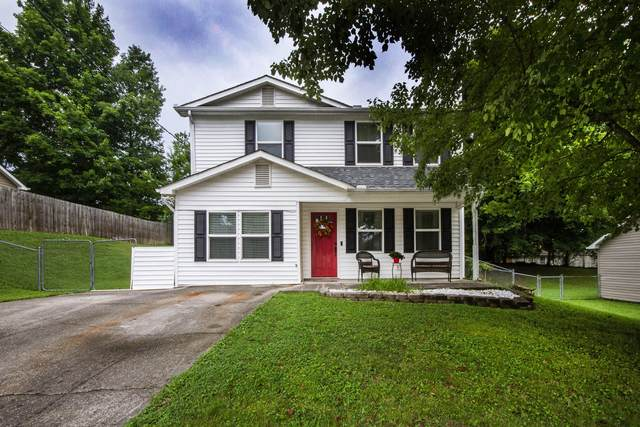 5915 Slater Mill Lane, Knoxville, TN 37921 (#1126122) :: Realty Executives