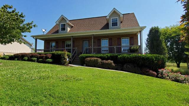 334 Ashley Drive, Seymour, TN 37865 (#1126150) :: Realty Executives