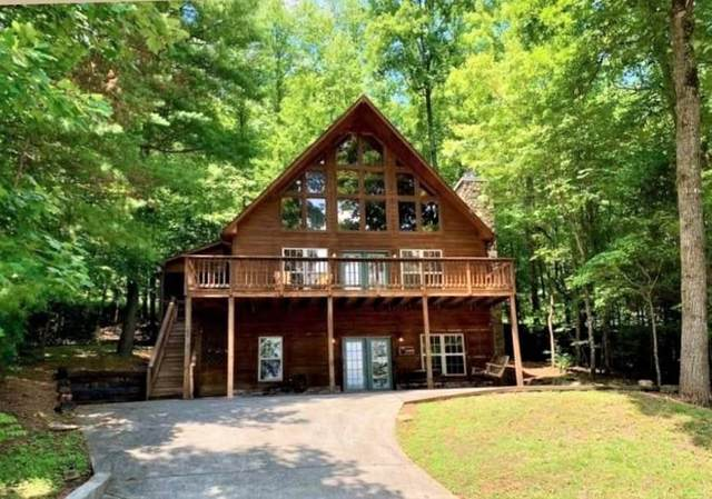 120 Fox Chase Drive, Townsend, TN 37882 (#1126168) :: Realty Executives