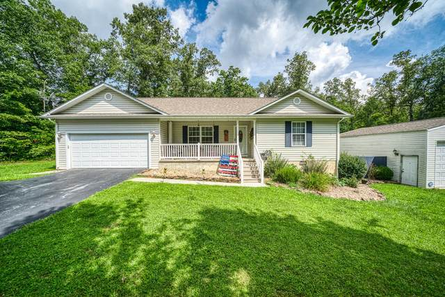 1225 Natchez Trace, Crossville, TN 38572 (#1126326) :: Realty Executives