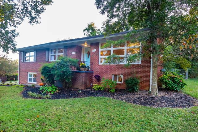 5405 NE Bellwood Lane, Knoxville, TN 37918 (#1126346) :: Realty Executives