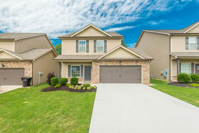 2719 Silent Springs Lane, Knoxville, TN 37931 (#1126445) :: Catrina Foster Group