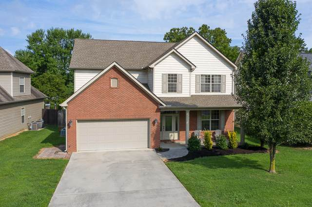 8507 Reagan Woods Lane, Knoxville, TN 37931 (#1126494) :: Realty Executives