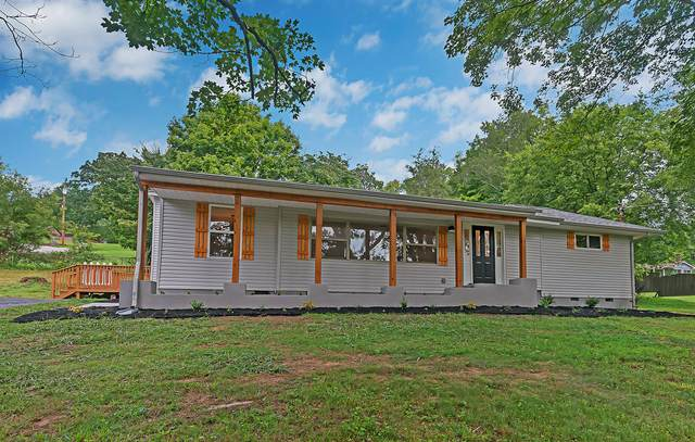 2907 Walmar Drive, Knoxville, TN 37920 (#1126551) :: Exit Real Estate Professionals Network