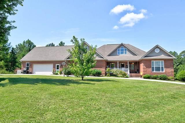 183 Lillie Ridge Drive, Dayton, TN 37321 (#1126553) :: Exit Real Estate Professionals Network