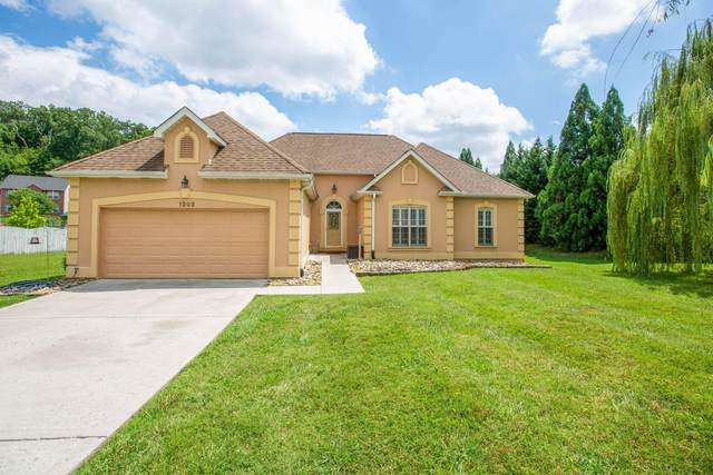 1202 Grenoble Drive, Knoxville, TN 37909 (#1126574) :: The Sands Group