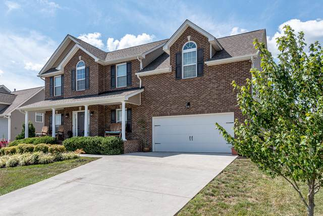2848 Southwinds Circle, Sevierville, TN 37876 (#1126580) :: The Terrell Team