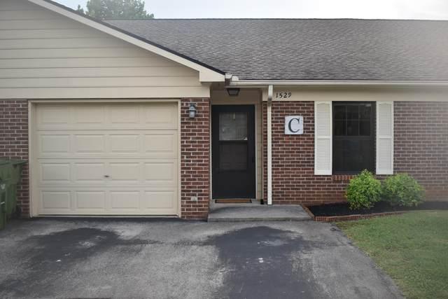 1529 Windridge Place, Maryville, TN 37803 (#1126581) :: Realty Executives