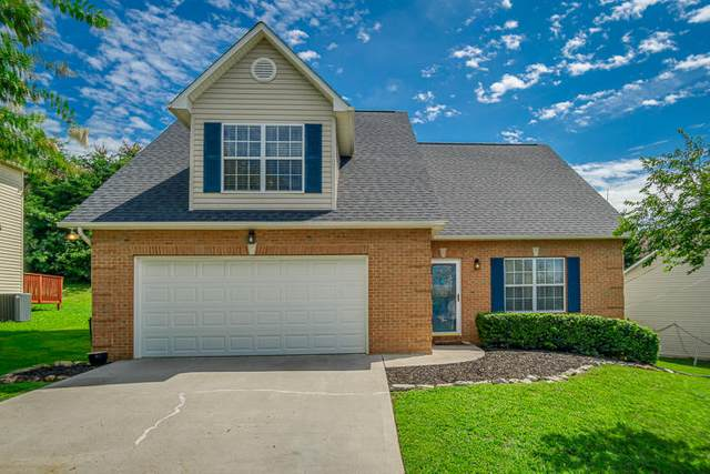 6828 Avensong Lane, Knoxville, TN 37909 (#1126597) :: The Sands Group