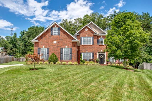3201 Saddle Path Lane, Knoxville, TN 37931 (#1126602) :: The Sands Group
