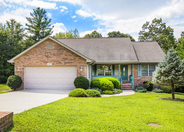 17 Dickens Lane, Crossville, TN 38558 (#1126644) :: Catrina Foster Group